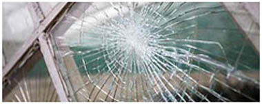 Southfield Smashed Glass